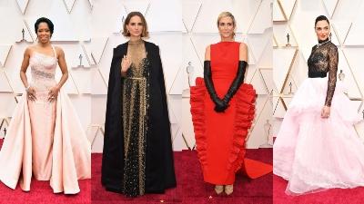 Đến hẹn lại lên: điểm danh sao đẹp, sao xấu tại Oscar 2020