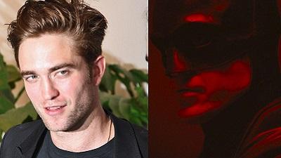 Hé lộ hình ảnh đầu tiên của Robert Pattinson trong phim 'Batman' phiên bản mới