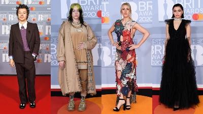 Thảm đỏ BRIT Awards 2020: Ít nhưng chất lượng với gu thời trang cực đỉnh của dàn nghệ sĩ