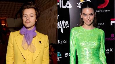 Tình cũ Kendall Jenner và Harry Styles đụng mặt ở tiệc hậu BRIT Awards, trang phục của cả 2 mới là điều gây chú ý