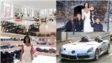 Nhìn vào cuộc sống sang chảnh của vợ chồng Kim Kardashian và Kanye West: biệt thự rải khắp cả nước, đồ hiệu, xe hơi không đếm xuể