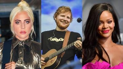 Những mạnh thường quân trong dịch Covid-19: Lady Gaga, Rihanna, Ed Sheeran,... quyên góp tới hàng nghìn tỷ đồng
