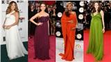 Gu thời trang thảm đỏ sành điệu của các bà bầu Hollywood