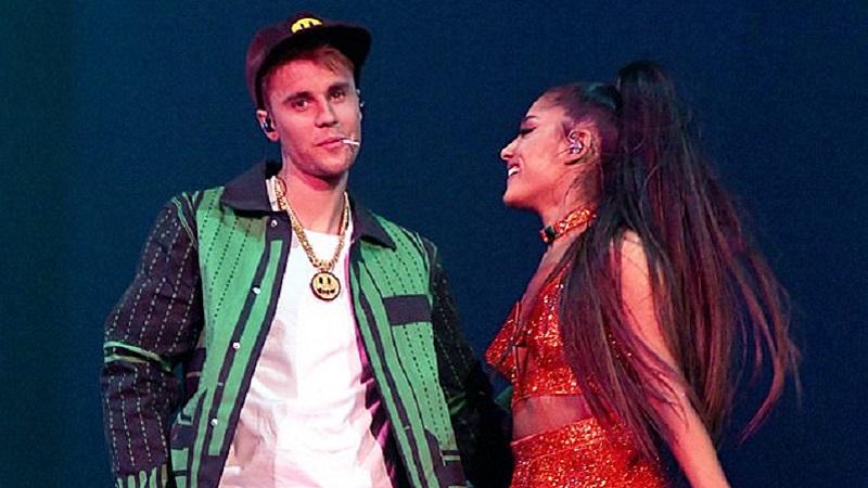 'Stuck With U' vừa leo lên No.1, Ariana Grande và Justin Bieber bị tố mua thành tích