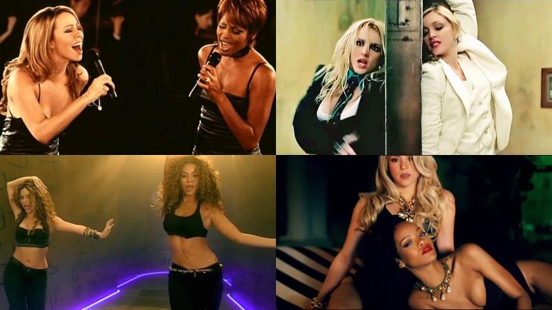10 bản song ca hay nhất mọi thời đại của nữ nghệ sĩ US-UK