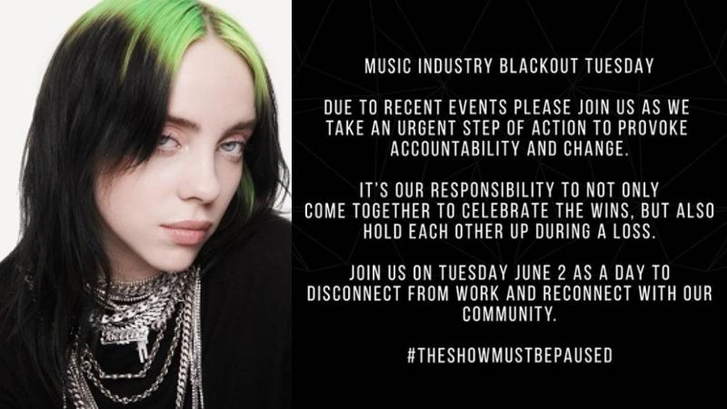 Những điều cần biết về Blackout Tuesday - hàng loạt nghệ sĩ và hãng ghi âm nghỉ việc để đấu tranh chống phân biệt chủng tộc