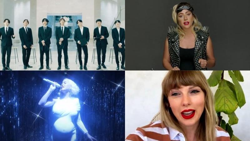 BTS, Taylor Swift, Lady Gaga, Billie Eilish... cùng hàng loạt sao tổ chức lễ tốt nghiệp qua mạng cho học sinh vì dịch Covid-19