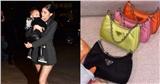 Kylie Jenner mạnh tay sắm hẳn 4 chiếc túi Prada cho con gái để diện cùng tông với mẹ