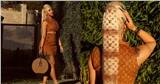 Cardi B gây ấn tượng với mái tóc in họa tiết monogram của Louis Vuitton