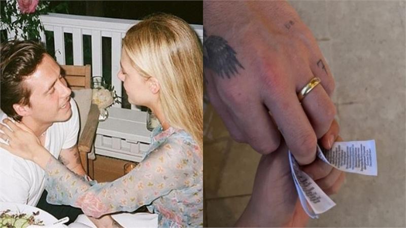 Brooklyn Beckham và hôn thê Nicola Peltz đã bí mật tổ chức đám cưới?