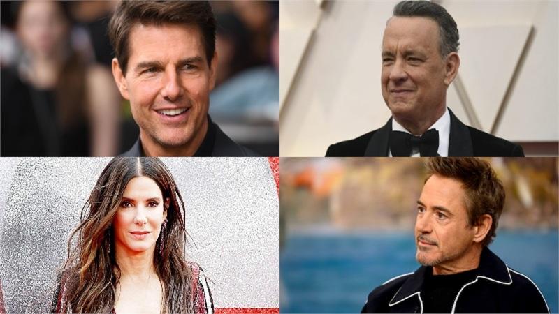 20 mức cát-xê cao nhất mọi thời đại của các ngôi sao điện ảnh Hollywood