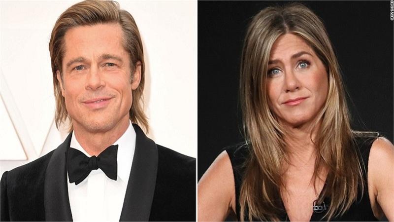 Cặp vợ chồng cũ Brad Pitt và Jennifer Aniston lần đầu tiên cộng tác trong một sự kiện điện ảnh sau gần 20 năm