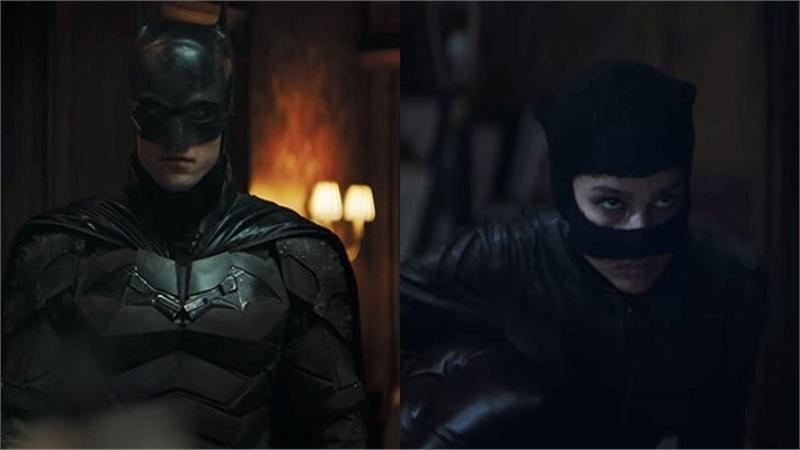 'Batman' tung teaser đầu tiên, hé lộ 'trận chiến' giữa Người Dơi và Miêu Nữ