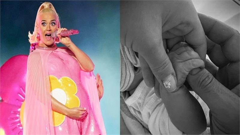 Katy Perry hạ sinh con gái đầu lòng, đặt tên theo đĩa đơn đầu tay từ album mới