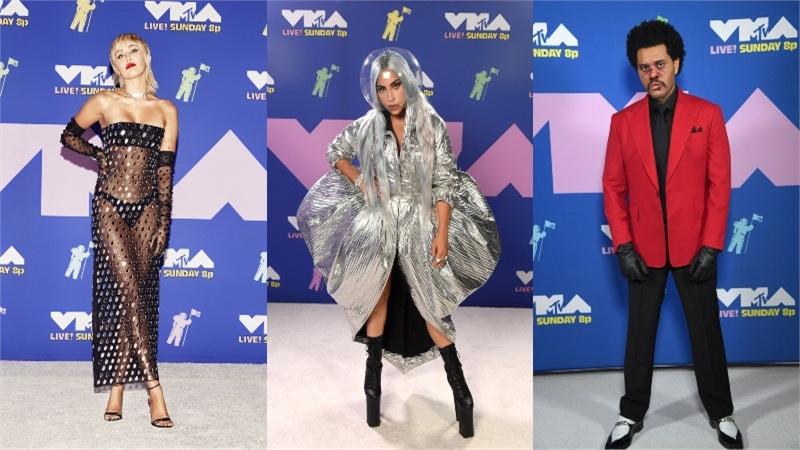 Thảm đỏ VMAs 2020: Ít nhưng vẫn chất lượng, Lady Gaga là tâm điểm chú ý