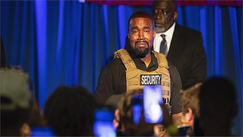 Kanye West đã chi gần 140 tỷ tiền túi cho chiến dịch tranh cử Tổng thống