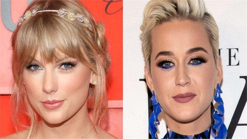 Taylor Swift gửi quà cho con gái sơ sinh của Katy Perry, tự tay thêu họa tiết ý nghĩa
