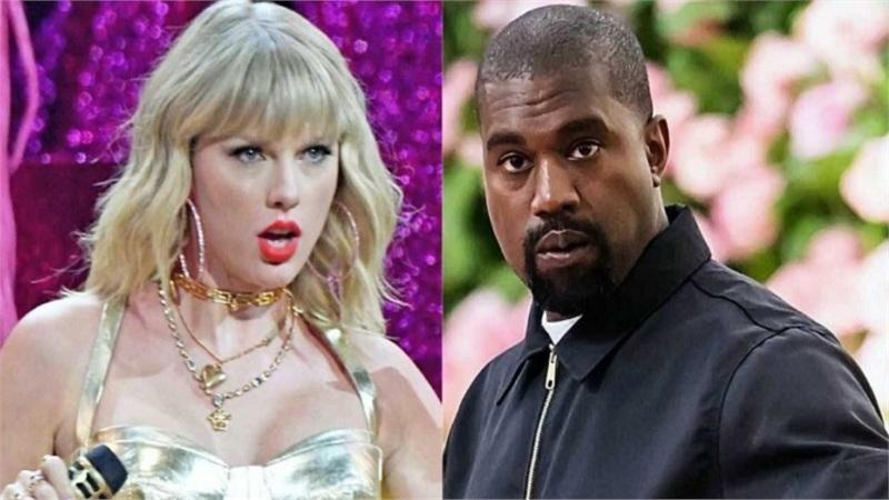 Kanye West bất ngờ cầu cứu 'kẻ thù không đội trời chung' Taylor Swift và hàng loạt đồng nghiệp