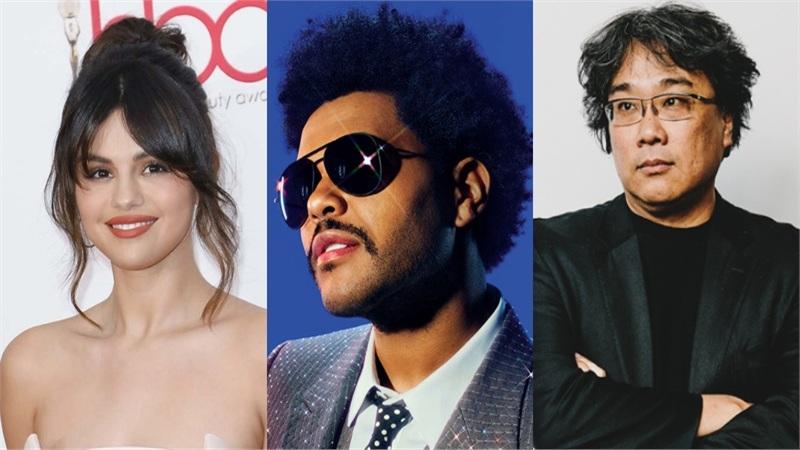 Tạp chí TIME công bố danh sách 100 người ảnh hướng nhất năm 2020, gọi tên Selena Gomez, The Weeknd, đạo diễn Bong Joon Ho