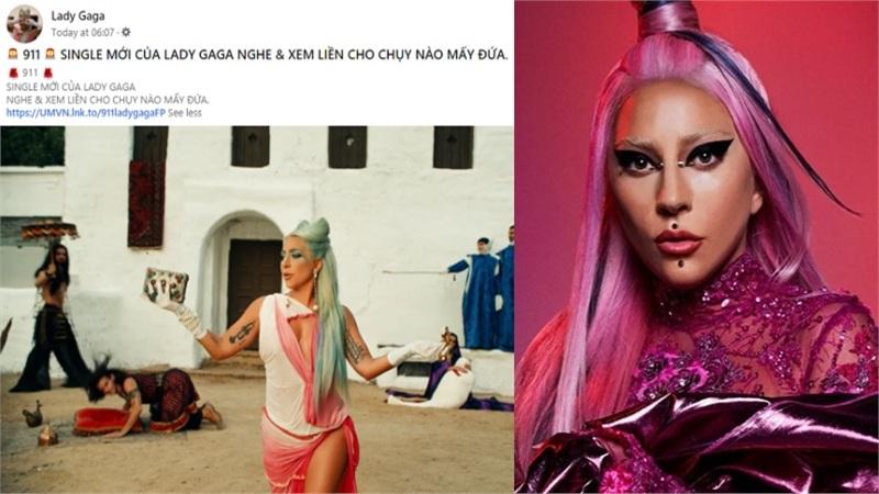 Lady Gaga gây sốc khi quảng cáo single mới bằng tiếng Việt, ngôn ngữ còn cực kỳ chất chơi!