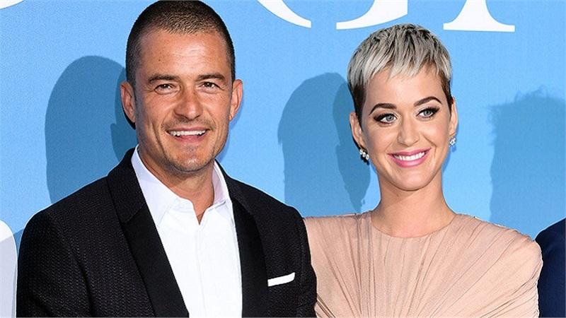 Orlando Bloom tiết lộ con gái có mắt xanh, là bản sao của Katy Perry