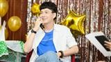 Ngô Kiến Huy biến offline sinh nhật thành buổi hướng nghiệp cho fan