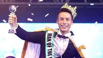 Cao Xuân Tài đăng quang nam vương Người đàn ông của thế giới 2018