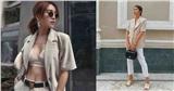 Áo Blazer tay ngắn - Item tiếp tục chiếm lĩnh tủ đồ thời trang mùa thu năm nay