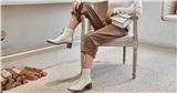 Boots mũi vuông-  item giúp bạn nâng hạng phong cách sang chảnh chỉ trong tích tắc