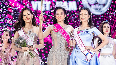 Hết báo Hoa lại đến báo Hàn khen ngợi vẻ đẹp lộng lẫy của Tân Hoa hậu Việt Nam