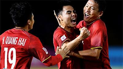 Tuyển thủ Việt Nam đề nghị được mua thêm vé trận bán kết lượt về AFF Cup 2018