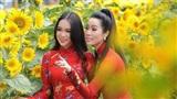 Cô con gái mũm mĩm của Trịnh Kim Chi ngày nào giờ đã lột xác thành thiếu nữ xinh đẹp