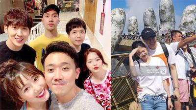 Trịnh Thăng Bình và Liz Kim Cương công khai xuất hiện tình tứ bên nhau