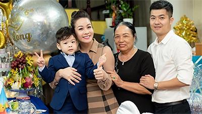 Bức xúc khi em gái bị nói không thương con, chị gái Nhật Kim Anh tố em rể cũ vũ phu