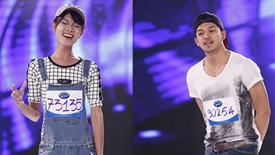 Trước khi nắm tay tại show hẹn hò, Hoài Sa từng say đắm Trọng Hiếu từ thời Vietnam Idol