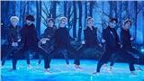 Sau Grammy, BTS tiếp tục xuất hiện trên sóng truyền hình Mỹ với màn trình diễn 'Thiên nga đen' đỉnh của đỉnh