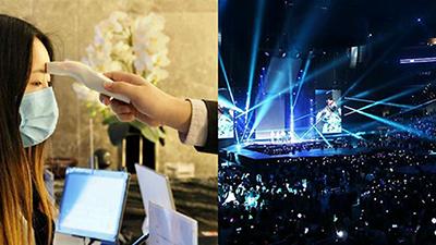 Các sự kiện âm nhạc ở Hàn Quốc được tổ chức như thế nào trước dịch bệnh Covid-19?