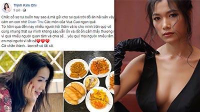Động thái đầu tiên của Trịnh Kim Chi sau khi bị Trà My mỉa mai trên mạng xã hội