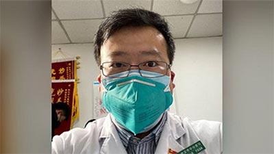 Bác sĩ Lý Văn Lượng - người cảnh báo về Covid-19 được truy phongliệt sĩ