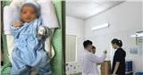 Hoa hậu Đỗ Mỹ Linh đến bệnh viên thăm và hỗ trợ viện phí cho em bé bị bỏ rơi 3 ngày dưới hố gas