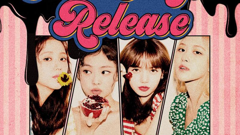 Black Pink vừa tung poster nhá hàng đĩa đơn, Blink lập tức gọi tênAriana Grande và G-Dragon!