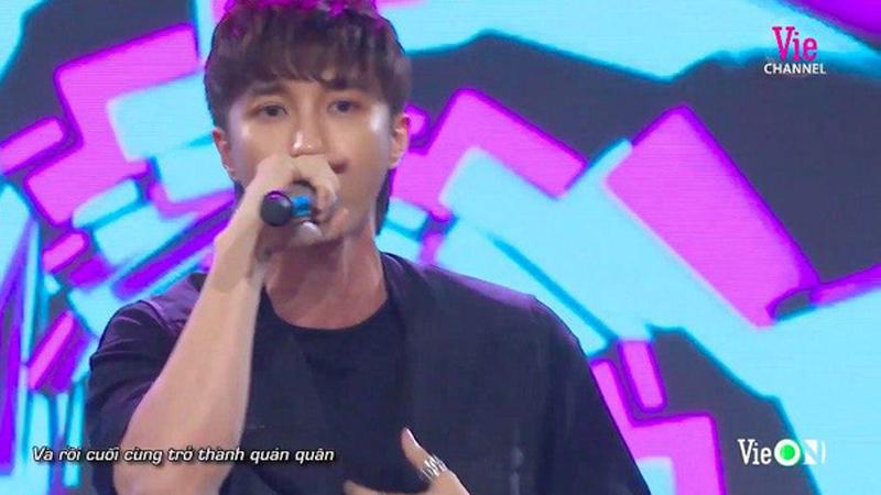 Key (Monstar) bỗng dưng tái xuất làm thí sinh 'Rap Việt' nhưng lại bị Binz chê không thương tiếc