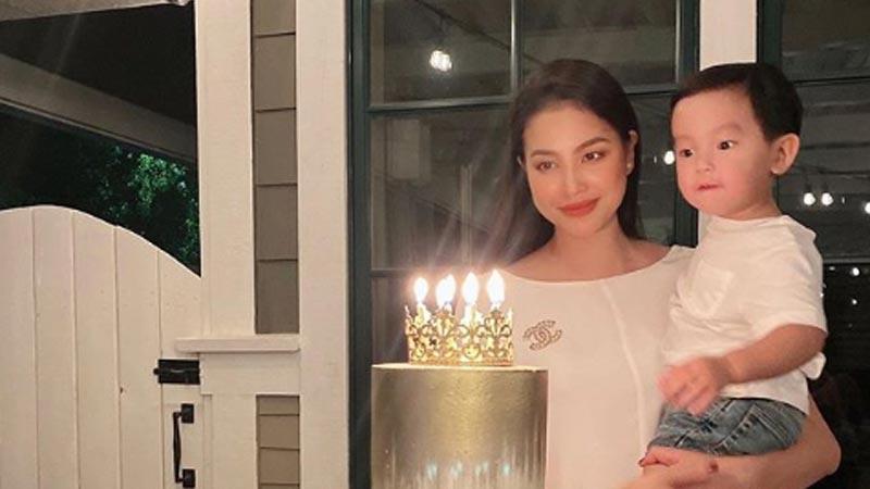 Khoe sinh nhật hoành tráng tuổi 29, Phạm Hương vẫn quyết giấu mặt 'bạn trai' đại gia