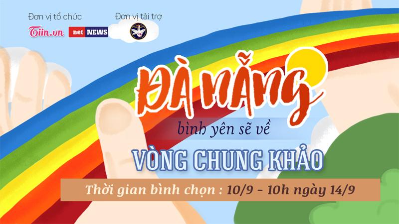 Chính thức khởi động Vòng chung kết cuộc thi Đà Nẵng - Bình yên sẽ về