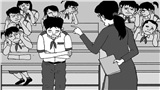 Từ ngày 1/11/2020, không được phê bình học sinh vi phạm khuyết điểmtrước lớp, trường