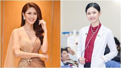 Á hậu Thanh Tú xác nhận không tham gia Hoa hậu Quốc tế 2018