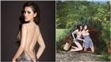 Thiếu nữ hở bạo, khoe trọn vòng 3 trong album 'Tuyệt tình cốc 2' là Á hậu Thư Dung?