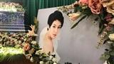 Cận cảnh tang lễ bí mật của người đẹp Thái Lan uống thuốc diệt cỏ, nhảy lầu tự tử
