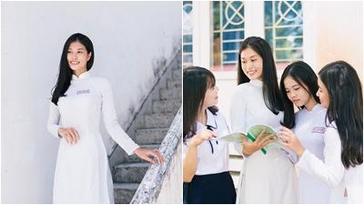Giảm 20kg trong nửa năm, nữ sinh TP.HCM đoạt vương miện Gương mặt Nữ sinh Áo dài Việt Nam 2018