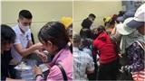 Noo Phước Thịnh lần đầu tiên xuất hiện công khai với mái tóc mới giữa ồn ào bị kiện